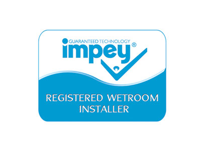 Impey Registered Wetroom Installer