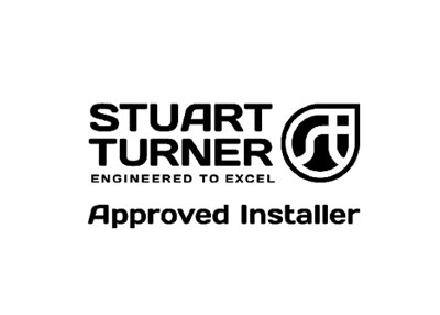 Stuart Turner Approved Installer